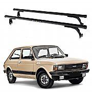 Rack de Teto Fiat 147 1976 Até 1986 Eqmax Big Rack Aço