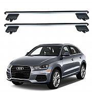 Rack de Teto Audi Q3 2012 até 2020 Travessas Eqmax Beta