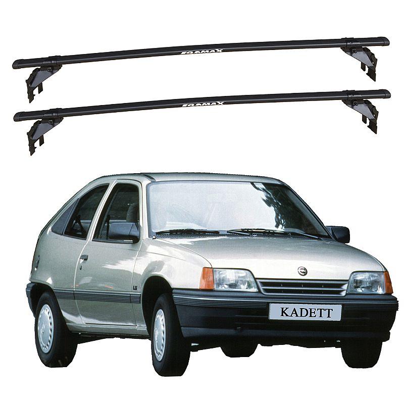 Rack de Teto Kadett 1989 até 1998 Eqmax Bagageiro Aço
