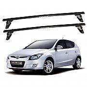 Rack de Teto Hyundai i30 2009 até 2012 Eqmax Bagageiro Aço