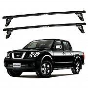 Rack Bagageiro de Teto Nissan Frontier 2008 até 2013 Eqmax