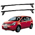 Rack Bagageiro de Teto para Nissan Livina 2009 até 2014 Eqmax