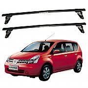 Rack de Teto para Nissan Livina 2009 até 2014 Travessas Eqmax